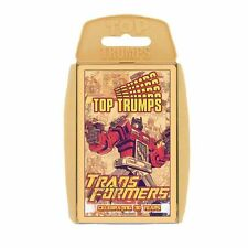 Top TRUMPS - Transformer Celebrating 30 Years Specials 13941