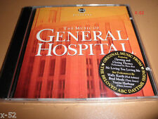MUSIC of GENERAL HOSPITAL cd SCORE soundtrack OST Dave Koz Luke and Laura theme