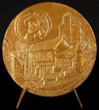 Medalla cabaret Conejo Ágil Aristide Bruant poeta Argot d Montmartre medal