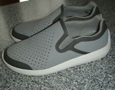 Clarks Torset Easy grey Slip-Ons Shoes Size 7 cloudstepper tetrasoft mens