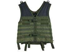 Maddog Tactical Molle Vest Olive Paintball Airsoft Milsim