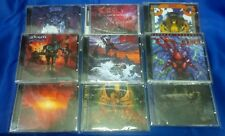 DIO-10CD Set-Sacred Heart/Last In Line/Holy Diver/Lock Up/Angry Machines/Strange