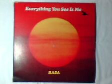 RASA Everything you see is me lp ITALY