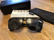 Oakley Holbrook Men's Sunglasses - Matte Black - Prizm P Lenses - POA - RRP £166