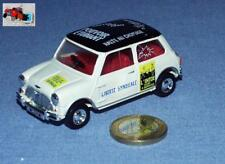 "Dinky Collection Matchbox DY21 : Mini Cooper ""S"" 1964 - Revolution Paris May 68"
