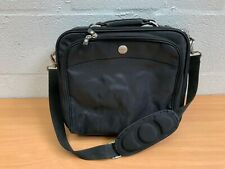 "DELL LAPTOP BAG CASE 14"" BLACK WITH REMOVABLE SHOULDER STRAP GENUINE"