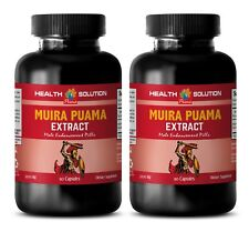 Testosterone supplement - MUIRA PUAMA EXTRACT - 2 B - sexual health supplement