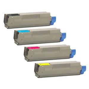 Any 1 Non-OEM Toner C831 for OKI C831 Printer (44844525-44844528) - 10,000 pages
