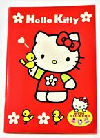 HELLO KITTY NOTEBOOK WITH STICKERS