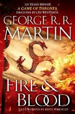 Fire and Blood | George R. R. Martin | 2018 | englisch | NEU