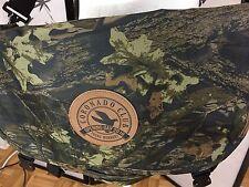 Coronado Club Messenger Bag Camo Green Camouflage Print Unisex Bag Brand New