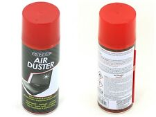 400ml All Purpose Air Duster Spray Can Cleans Protects Laptops Keyboards printer