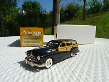 Voiture Brooklin Models Collection Buick Roadmaster Estate Wagon 1948 - BRK 95