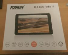 "10.1"" Fusion 5 104 GPS Android Tablet PC - 32 GB Storage"