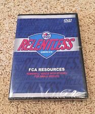 NIP 2013 FCA  Resources Relentless DVD Powerful Videos Studies For Small Groups