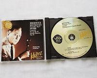 HEIFETZ Collection Vol.25 BEETHOVEN Serenade Op.8/SPOHR Concerto #8-.... CD RCA