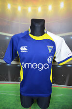 WARRINGTON WOLVES 2009 CANTERBURY RUGBY SHIRT (S) JERSEY TOP CAMISETA MAGLIA