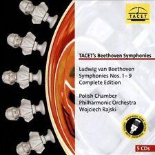 Beethoven : Intégrale des symphonies. Rajski., New Music
