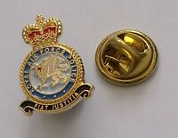 Royal Air Force RAF Police MOD licensed lapel pin badge 311
