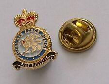 e24b31480468 Royal Air Force RAF Police MOD licensed lapel pin badge 311