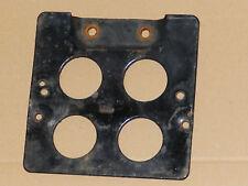 HONDA CB 450 N PC14 1985 KENNZEICHENHALTER LICENCE PLATE HOLDER