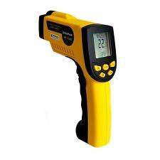 HoldPeak Infrarot Thermometer Pyrometer Laser IR Distanz 16:1 bis +1300°C