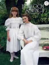 Vintage Heirloom Sewing II Booklet by Margaret Pierce