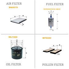 WIX DE AIRE Y DE POLEN ACEITE Y COMBUSTIBLE Kit Servicio De Filtro WA9579,WP9282