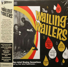 The Wailing Wailers LP Studio One Bob Marley Ska Rocksteady Vinyl Album Record