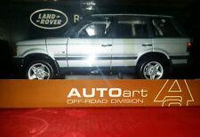 land rover 4.6 autoart 1/18