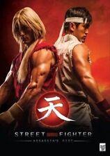 Street Fighter Assassin's Fist - DVD Region 1