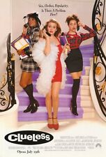 """CLUELESS Movie Poster [Licensed-NEW-USA] 27x40"""" Theater Size"""