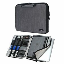 iCozzier 15-15.6 Inch Laptop Sleeve Electronic Accessories Organizer Protective