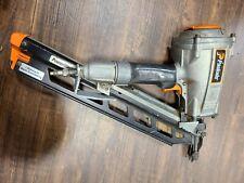 Paslode PowerMaster Pro 515000 30-Degree   120 PSI Framing Nailer