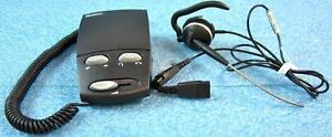 GN NETCOM GN 8000 GN8000-MPA MULTI-PURPOSE AMPLIFIER, TELECOM HEADPHONES AMP -