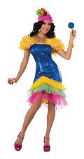 Cha-Cha Adult Rio Carnival Fancy Dress Costume