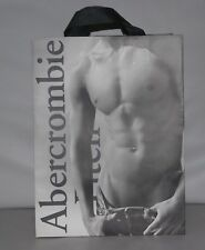 ABERCROMBIE & FITCH SAC SHOPPING CARTON EMBALLAGE CADEAU