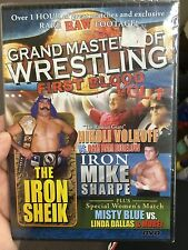 Grand Masters Of Wrestling Vol 1 brand NEW/sealed region 1 DVD (WWE WCW) rare