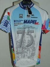 Bike Cycling Jersey Shirt Cyclism Sport Mapei Day 2012 Santini New Tag Size L