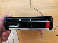 Motorola Stereo Eight 8 Track Car Auto Model Tm413s With Manual 9173