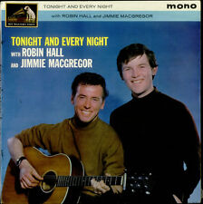 Tonight and Every Night with Robin Hall and Jimmie MacGregor - UK LP