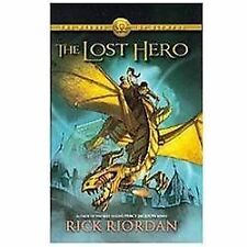 The Heroes of Olympus: The Lost Hero Bk. 1 by Rick Riordan (2010, Hardcover,...