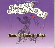 GHOST CAULDRON Invent Modest Fires CD TERRANOVA *