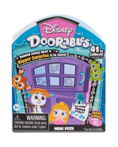 Disney Doorables Series 5 Mini Peek Pack Figures Blind Surprise! NEW UNOPENED