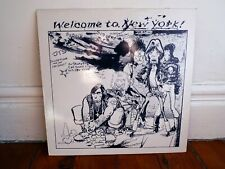 "Rolling Stones ""Welcome to New York"" - LP Vinilo mármol - Marbled vinyl."