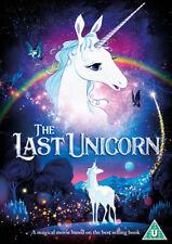The Last Unicorn DVD (2018) Jules Bass ***NEW***