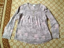 NEXT girls floral long sleeve t-shirt 100% cotton excellent cond. age 12 yrs