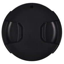 KIWI 82mm Snap-on Center Pinch Front Lens Cap Filter Cover for Sony Canon Nikon