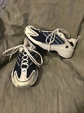 Men's Adidas Training for Sport Speed Blue and White Shoes Size 5.5