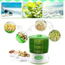 Auto Bean Sprouter Machine Household Vegetable Bean Sprouts Growing Machine Tool
